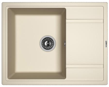 Кухонная мойка ЛИПСИ 650: Жасмин