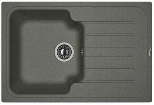 Кухонная мойка ТАИС 760: Чёрный