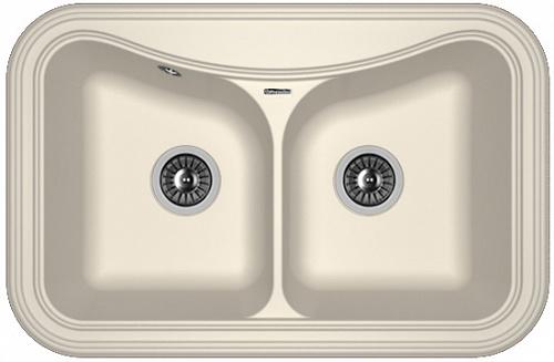 Кухонная мойка КРИТ 780А: Жасмин