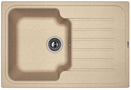 Кухонная мойка ТАИС 760: Песочный