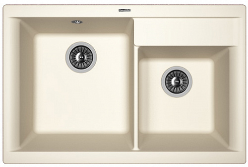 Кухонная мойка КАССИ 780: Жасмин