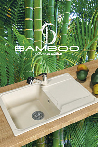 BAMBOO. Kitchen sinks and accessories 2019