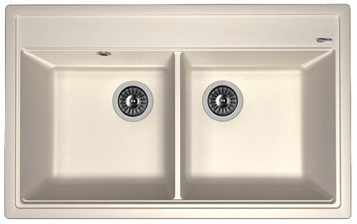 Кухонная мойка ЛИПСИ 820: Жасмин