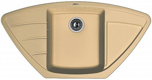 Кухонная мойка ЛИПСИ 980С: Капучино