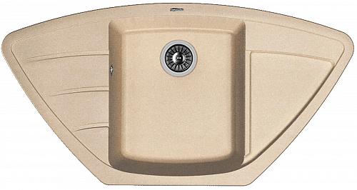 Кухонная мойка ЛИПСИ 980С: Песочный